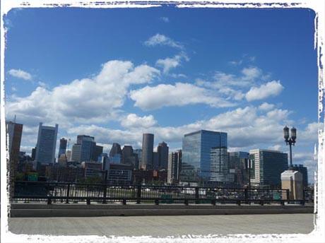 Tagebuch - Boston