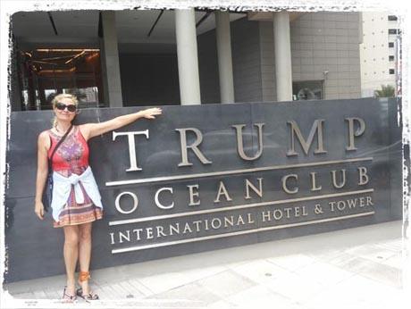 Tagebuch - Trump Ocean Club