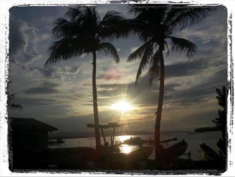Tagebuch - Karibik-Küste Panamas